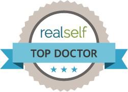 RealSelf Top Doctor award